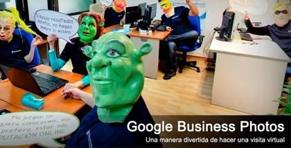Nuevo Servicio Google Business Photos