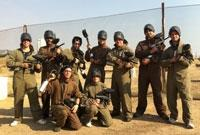 Internacionalweb en el Paintball